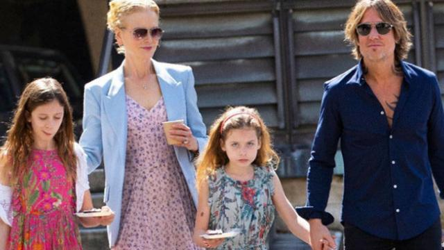Actress Nicole Kidman teased for her faith and taking her children